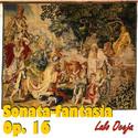 Sonata-Fantasie for piano by Lalo Oceja