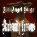 Blacksmith Lessons by IronAngel