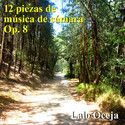 12 pieces of chamber music by Lalo Oceja