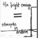 the Bright Carvings : Steerpike in Anaheim by Al's left hand