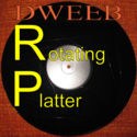 Rotating Platter by Dweeb