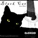 Black Cat by Tharek Ali Mokbul