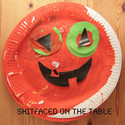 Shitfaced on the Table by thetworegs