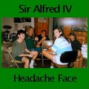 Headache Face by Sir Alfred IV