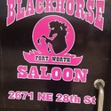 BLACK HORSE SALOON by James Michael Taylor