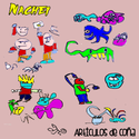 Artículos De Coña by Nachei