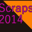 Scraps 2014 by broken pen