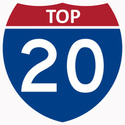 Top 20 by Gene Eric Mann