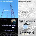 Three E.P.'s by The Calculus Affair