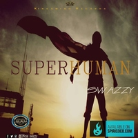 Superhuman cover album