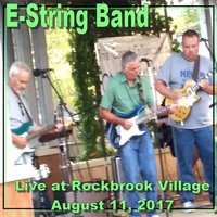Live at Rockbrook Village - Omaha, NE by E-String Band