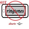Not Ringtones by alizarin