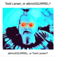 2018 RPM - albinoSQUIRREL, or Todd Larsen? by albinoSQUIRREL (Todd Larsen)