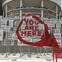 You are Here by Tom Browning
