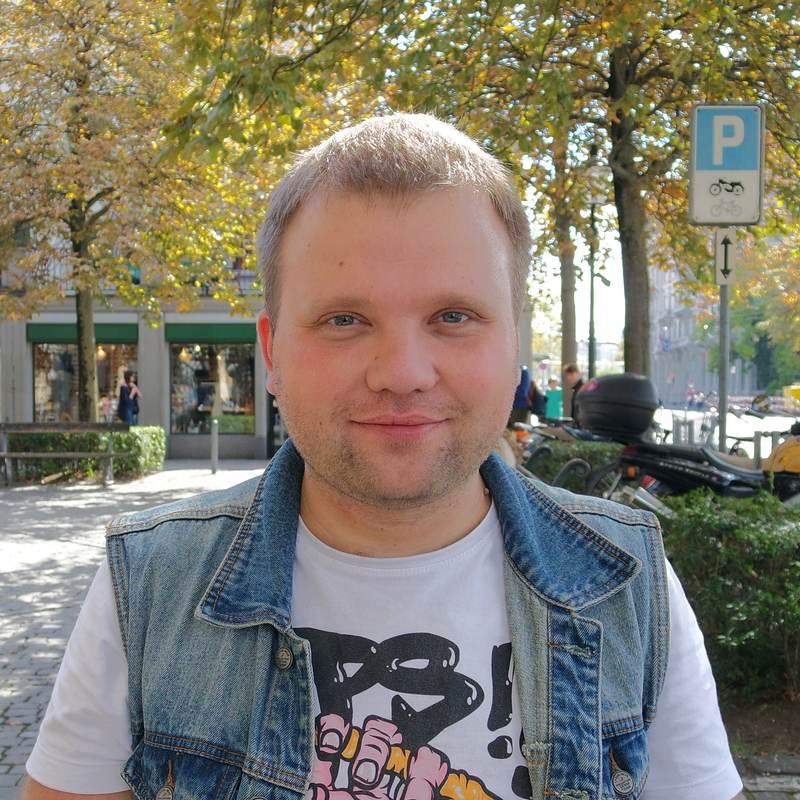TEPLYAKOV's avatar