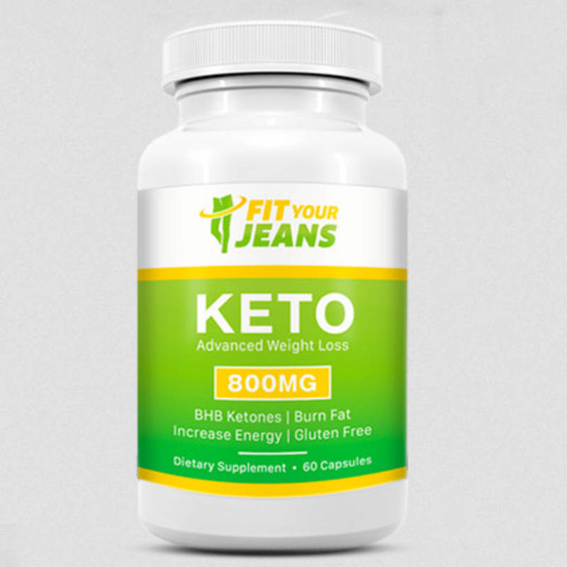 Fit Your Jeans Keto's avatar